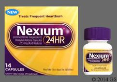 Purple Nexium 20Mg - Nexium 24HR 22.3mg Delayed-Release Capsule