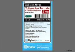 Green Capsule Mylan 3402 Mylan 3402 - Tolterodine Tartrate 2mg Extended-Release Capsule