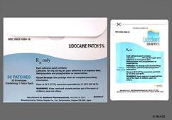 Lidoderm Coupon - Lidoderm 5% patch