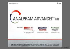 gray and yellow oblong kit - Analpram Advanced Kit