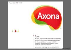 Axona Coupon - Axona 30 packets of powder carton