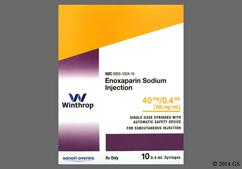 Enoxaparin Coupon - Enoxaparin 40mg/0.4ml syringe