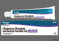 Clindamycin / Benzoyl Peroxide Coupon - Clindamycin / Benzoyl Peroxide 45g of 1.2%/5% tube of gel