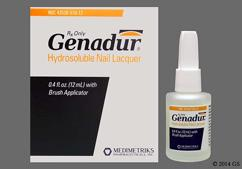 Genadur Coupon - Genadur 12ml bottle of topical solution