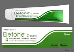 Eletone Coupon - Eletone 100g tube of cream