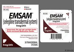 Emsam Coupon - Emsam 30 patches of 9mg/24h carton