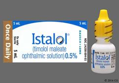 Istalol Coupon - Istalol 5ml of 0.5% eye dropper