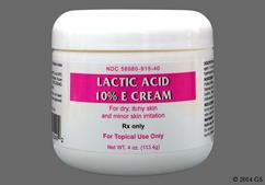 Lactic Acid Coupon - Lactic Acid 113.4g of 10% jar of cream