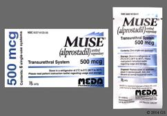 Muse Coupon - Muse 500mcg suppository