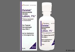 Oxistat Coupon - Oxistat 60ml of 1% bottle of lotion