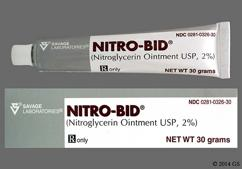 Nitro-Bid Coupon - Nitro-Bid 30g of 2% tube of ointment