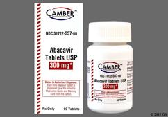 Abacavir Coupon - Abacavir 300mg tablet