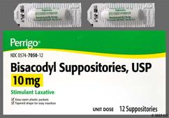 Bisacodyl Coupon - Bisacodyl 10mg suppository