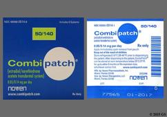 Combipatch Coupon - Combipatch 8 patches of 0.05mg/0.14mg package