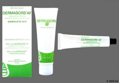 Dermasorb AF Coupon - Dermasorb AF 1 ounce of 3%/0.5% cream kit