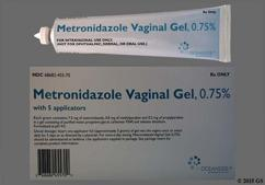 Metronidazole Coupon - Metronidazole 70g of 0.75% gel package
