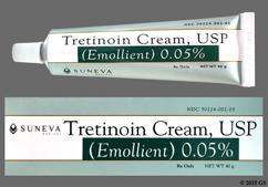 Renova Coupon - Renova 20g of 0.05% tube of cream