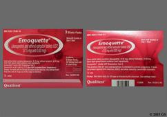 Green Round Package 93 And 743 - Emoquette 28-Day Tablet