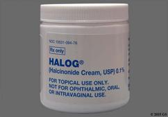 Halcinonide Coupon - Halcinonide 216g of 0.1% jar of cream