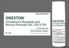Onexton Coupon - Onexton 50g of 1.2%/3.75% gel pump