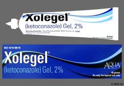 Xolegel Coupon - Xolegel 45g of 2% tube of gel