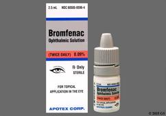 Bromday Coupon - Bromday 1.7ml of 0.09% eye dropper