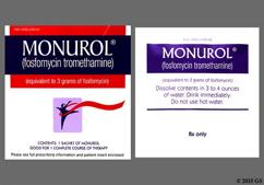 Monurol Coupon - Monurol 3g packet