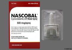 Nascobal Coupon - Nascobal 1.3ml of 500mcg/spray nasal spray