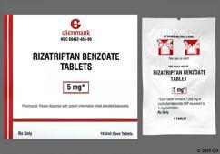 Rizatriptan Coupon - Rizatriptan 5mg tablet
