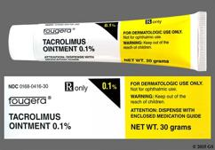 Tacrolimus 01 Topical Ointment