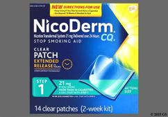 Nicoderm CQ Coupon - Nicoderm CQ 21mg patch