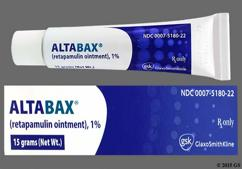 white - ALTABAX 1% Topical Ointment
