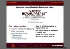 Suprep Bowel Prep Coupon - Suprep Bowel Prep 2 bottles of oral solution kit