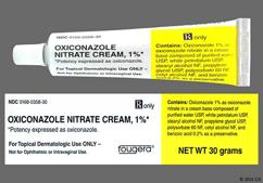 Oxiconazole Coupon - Oxiconazole 30g of 1% tube of cream