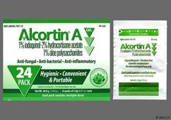 Alcortin A Coupon - Alcortin A 24 pack of 2g gel carton