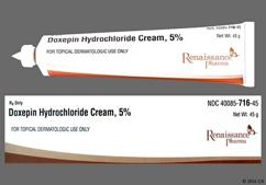 Doxepin Coupon - Doxepin 45g of 5% tube of cream