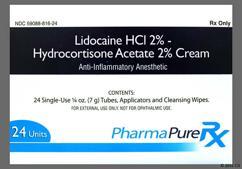 Ana-Lex Coupon - Ana-Lex 24 tubes of 2%/2% cream kit