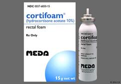 Cortifoam Coupon - Cortifoam 15g of 10% can of foam