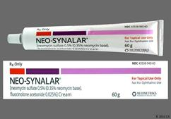 Neo-Synalar Coupon - Neo-Synalar 60g of 0.5%/0.025% tube of cream