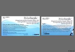 Tri-Lo Estarylla Coupon - Tri-Lo Estarylla 28 tablets package