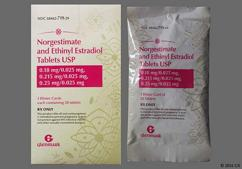 Norgestimate / Ethinyl Estradiol Coupon - Norgestimate / Ethinyl Estradiol 28 tablets of 0.25mg/0.035mg package