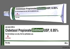 Clobetasol Coupon - Clobetasol 60g of 0.05% tube of ointment