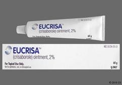 Eucrisa Coupon - Eucrisa 60g of 2% tube of ointment