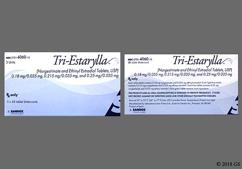 Tri-Estarylla Coupon - Tri-Estarylla 28 tablets package
