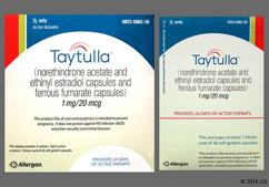 Taytulla Coupon - Taytulla 28 capsules of 1mg/20mcg carton