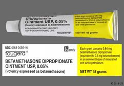 Diprosone Coupon - Diprosone 15g of 0.05% tube of cream