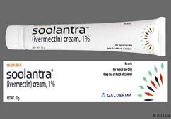 Soolantra Coupon - Soolantra 45g of 1% tube of cream
