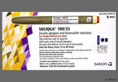 Soliqua 100/33 Coupon - Soliqua 100/33 5 solostar pens of 3ml carton