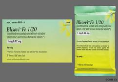 Blisovi FE 1/20 Coupon - Blisovi FE 1/20 28 tablets package