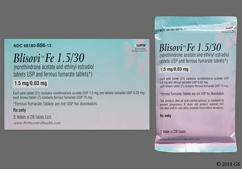 Blisovi FE 1.5/30 Coupon - Blisovi FE 1.5/30 28 tablets package